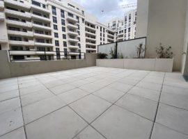 #LOUÉ# #EXCLUSIVITE# - SAINT OUEN // MAIRIE - DOCKS DE SAINT OUEN - Appartement familial avec terrasse meublé