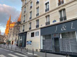 PARIS 11EME // VOLTAIRE - SAINT AMBROISE // BOUTIQUE AVEC BEAU LINEAIRE
