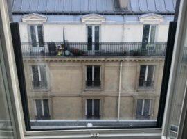 #LOUÉ# PARIS 17EME // SQUARE DES BATIGNOLLES